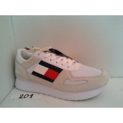 410 TOMMY HILFIGER LIFESTYLE - YBS WHITE
