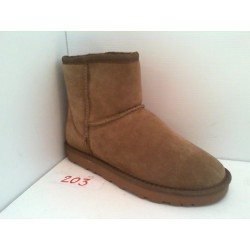 5854 LE CHICCHE SUEDE - TOFFEE