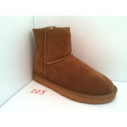 5854 LE CHICCHE SUEDE - BROWN