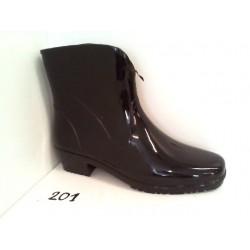 152 MARESCA STIVALE PVC - 022 NERO