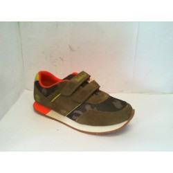 CA1OLB TIMBERLAND CITY SCAMPER OX - OLIVE
