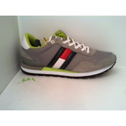 399 TOMMY HILFIGER CASUAL - PRT ANT.SILVER